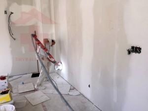 drywall sanding