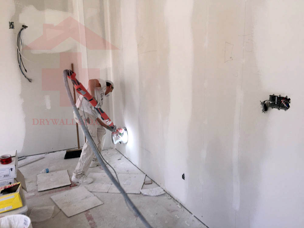 how to become a drywall contractor
