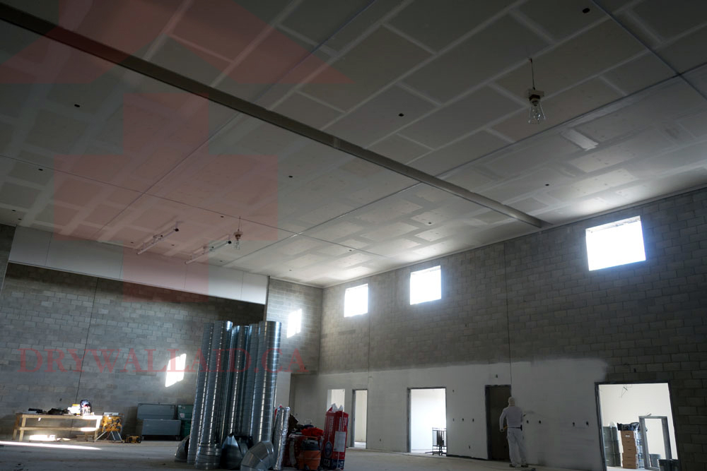 Drywall taping Toronto